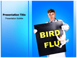 Avian Influenza powerpoint template