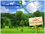 Eco friendly Environment PowerPoint template