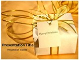 PPT Templates on Christmas Gift Box Ideas