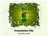 Saint Patrick Day powerpoint template