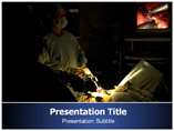 Gastric Bypass Surgery Powerpoint Template