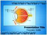Uveitis powerpoint template