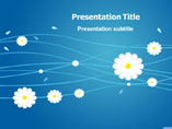 Flower Background- PPT Templates