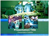 Operation Theatre powerpoint template