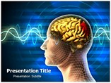 Brain Concussion powerpoint template