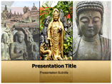 Buddhism Culture Followers Powerpoint (PPT) Template