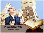 Quran Sharif PowerPoint template