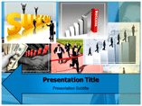 Success Achievement PowerPoint Background