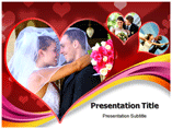 Wedding Suits PowerPoint template