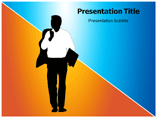 Business Rush PowerPoint Theme
