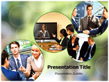 Corporate Communicartion powerpoint template