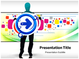 Free Play powerpoint template
