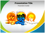 Medicines powerpoint template