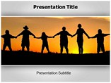 Unity powerpoint template