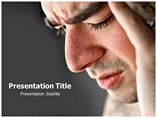 Causes Of Fatigue powerpoint template