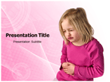 Pediatric Abdominal Pain powerpoint template