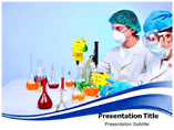 Biology Test powerpoint template