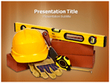 Equipment powerpoint template