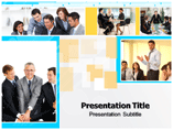 Perfect Team powerpoint template