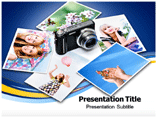 Photography Gallaries PowerPoint Template