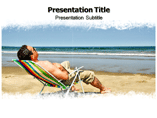 Relax Mood PowerPoint template