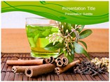 Natural Herbal Tea - Powerpoint Templates
