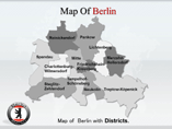 Free PPT Templates Download Berlin Maps