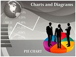 Pie Chart PowerPoint(PPT) Template