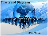 Ramp Chart PowerPoint (PPT) Templates