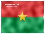 Burkina Faso Powerpoint Template