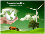 Environment Day Slogans PowerPoint Themes