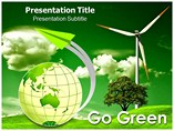 Go Green Events PowerPoint(PPT) Templates