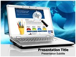 Internet Search Tools  PowerPoint Template