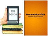E Book  PowerPoint Templates