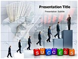 Successful Business PowerPoint Slide