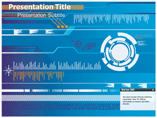 Digital Pattern  PowerPoint(PPT) Templates