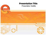 E-Digital PowerPoint Template