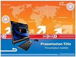 Business Technology PowerPoint Themes