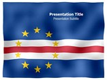 Cape Verde Powerpoint Template