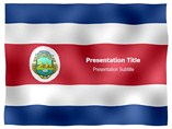 Costa Rica 1 Powerpoint Template