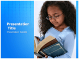 amblyopia powerpoint template
