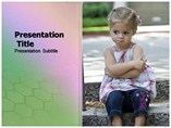 autism spectrum powerpoint template