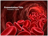 Blood Cells Plasma Powerpoint Template