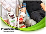 blood transfusion powerpoint template