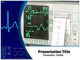 Electrocardiogram powerpoint template