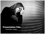 general anxiety disorder powerpoint template