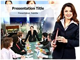Women Business Owners PowerPoint Slides