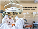 Surgical Procedure powerpoint template