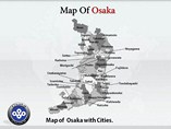 Osaka Map