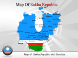 Sakha Republic Maps